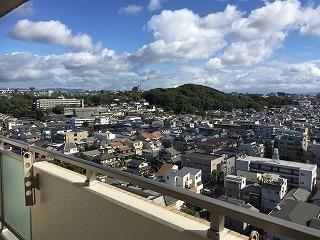 マンションの眺望