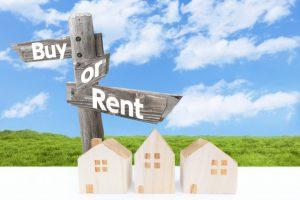 離婚時の家の購入と賃貸